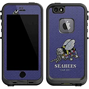 US Navy LifeProof fre iPhone 6/6s Skin - Seabees Can Do from Skinit