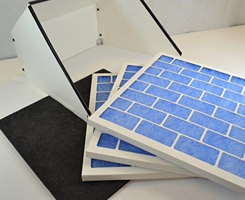 SIMAIR-GLOO-Booth Intake Filtre A2