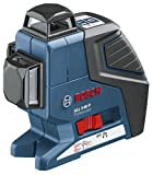 Bosch GLL3-80 P, 3-Plane Leveling-Alignment Laser for Professionals