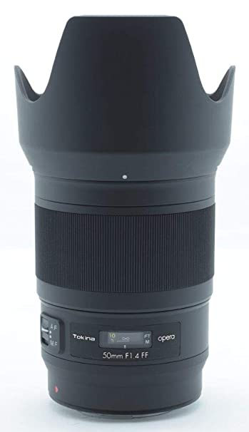 8f59af70b3 Buy Tokina Opera 50mm f1.4 FF Canon Lens Online at Low Price in ...
