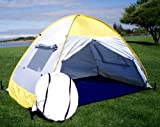 Pop up Family Cabana Tent Sun Wind Shelter Beach Tent, Outdoor Stuffs