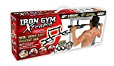 Iron Gym Total Upper Body Workout Bar - Extreme Edition by Ontel Products