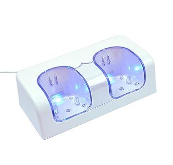 uniway gk03 controlador de juego y control remoto de Controller/controlador Nunchuck para Wii y