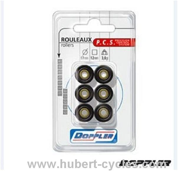 Motodak Rouleau//Galet Scooter Doppler 17x12 7,2 g. x6