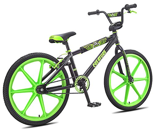 SE Creature 24 BMX Bike Mens Sz 24in