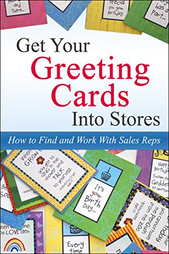 Get Your Greeting Cards Into Stores How To Find And Work With Sales Reps