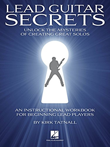 Hal Leonard Lead Guitar Secrets Short-Cuts To Playing Great Solos Book/CD ()