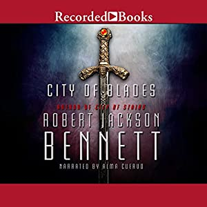 City of Blades Audiobook