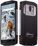 Blackview BV9000 PRO IP68 Impermeabile Antipolvere Antiurto 4G Smartphone, 5,7 Pollici 18:9 Android 7.1 Octa core 2,6 GHz 6GB RAM + 128GB ROM Cellulare, 13.0MP+5.0MP Dual Camera Posteriore, batteria 4180 mAh, Supporto di navigazione (GPS, GLONASS), NFC, Impronta Digitale, OTG, Gesture, Magnetico, Argento (Attenzione: si prega di acquistare i prodotti venduti e qualificati solo da Hol8DE2aroses o 0FunHifanDE!)