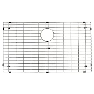 85%OFF VIGO Stainless Steel Bottom Grid, 33.75-in. x 17.75-in.