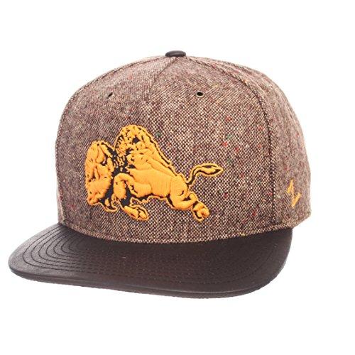 (Zephyr NCAA Colorado Buffaloes Adult Men Legend Heritage Collection Hat, Adjustable, Tweed)