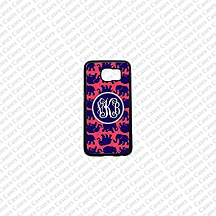Amazon.com: Krezy Case Google Nexus 6 Case, Floral Pattern monogram Nexus 6 Case, Nexus 6 Case, Cute Google Nexus 6 Case: Cell Phones & Accessories