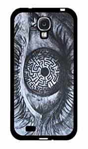 Eye maze- Plastic Phone Case Back Cover Samsung Galaxy S4 I9500