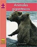 Animales Gigantescos, Lisa Trumbauer, 0736873422