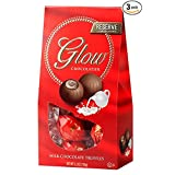 Glow Chocolatier Milk Chocolate Truffles (Pack of 3)