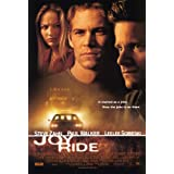 Joy Ride Movie Poster (27 x 40 Inches - 69cm x 102cm) (2001) -(Paul Walker)(Steve Zahn)(Leelee Sobieski)(Jessica Bowman)(Stuart Stone)(Basil Wallace)