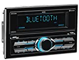 Sound Storm DDC28B Car Receiver - Bluetooth/CD / MP3 / USB, AM/FM Radio, Detachable Front Panel