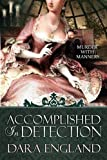 Accomplished In Detection by Dara England front cover