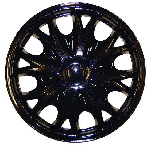 Nissan Primera 15 inch Negro WT4 coche rueda tapacubos 15 ...