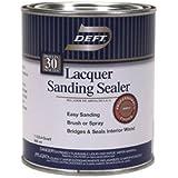 DEFT/PPG ARCHITECTURAL FIN DFT015/04 QT Lacquer Sand Sealer by DEFT/PPG ARCHITECTURAL FIN