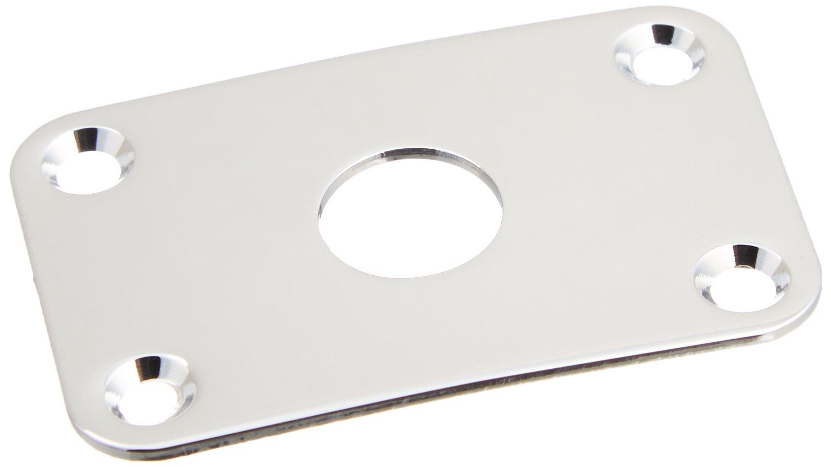 Gibson Gear PRJP-050 Jack Plate, Explorer (Chrome)