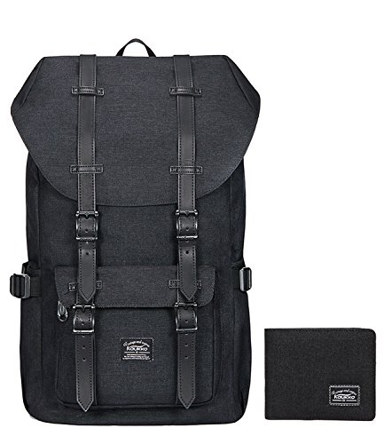 8f8d3ee1dbd3 Top 10 Kaukko Backpacks With Phone Pockets of 2019 | No Place Called ...