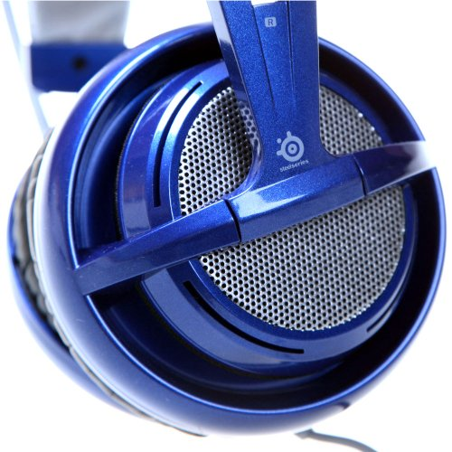 SteelSeries Siberia v2 Full-Size Gaming Headset (Blue) by SteelSeries (Image #2)
