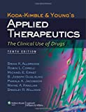 Koda-Kimble and Young's Applied Therapeutics 10th Edition