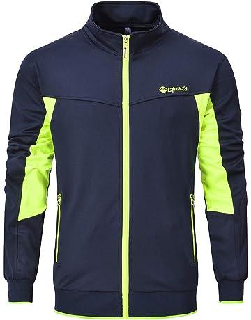 sklep internetowy nowy przyjazd najlepsza moda Men's Athletic Jackets | Amazon.com