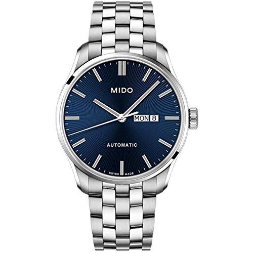 Mido Belluna II Automatic Blue Dial Men's Watch M024.630.11.041.00