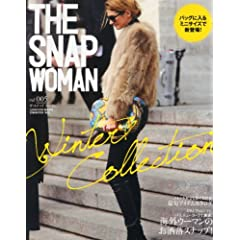 THE SNAP WOMAN 最新号 サムネイル