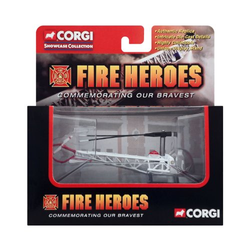 Department Bell (Bell 47 L.a. City Fire Department Helicopter By Corgi Fire Heroes Edition)