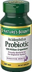 Nature's Bounty Probiotics Dietary Suppl...