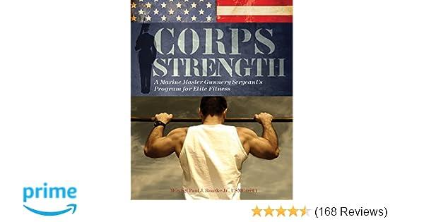 Corps Strength A Marine Master Gunnery Sergeants Program For Elite