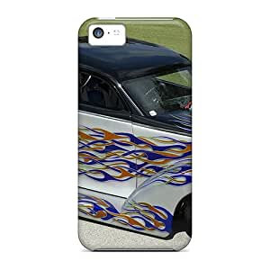 Premium Protection 37 Ford Coupe Dragster Case Cover For Iphone 5c- Retail Packaging