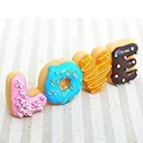 Wedding-Party-Decoration-Candle-Donut-Love-Birthday-Cake-Topper