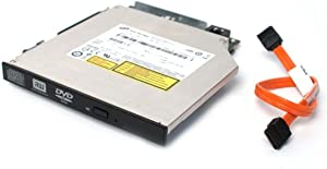 Dell CD DVD Burner Writer ROM Player Drive with SATA Cable Optiplex 745 Small Form Factor(SFF) Computer