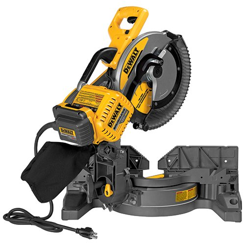 DEWALT DHS716AB FLEXVOLT 120V MAX 12 Fixed Miter Saw with Adapter Tool Adapter Only