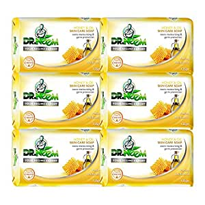 Dr. Neem Honey and Almond Oil Soap(6 x 125gms)- Special Offer
