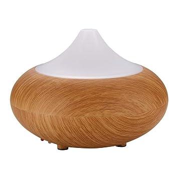 Amazon.com: Difusores simple aceite esencial madera grano ...