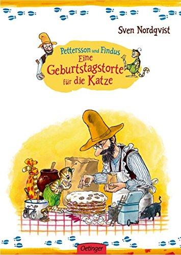 Eine Geburtstagstorte Fur Die Katze Pettersson Und Findus Amazon