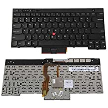New Laptop US Black Keyboard for Lenovo Ibm Thinkpad T530 X230 W530 T430 T430i T430s L530 04x1201 0c01885 Cs12-84us
