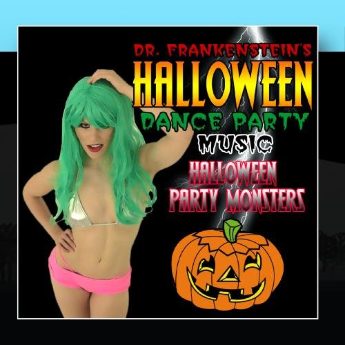 Dr. Frankenstein's Halloween Dance Party Music -