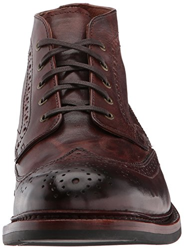 Frye Mens Graham Brogue Chukka Boot Cognac