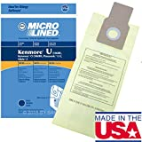 20 Bags for Kenmore Upright Vacuum 5068 50688 50690 Type U O...
