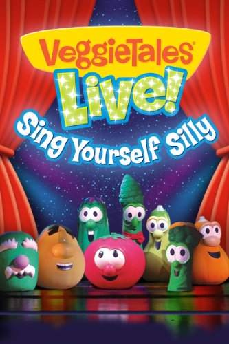 Amazon Com Veggietales Live Sing Yourself Silly Phil