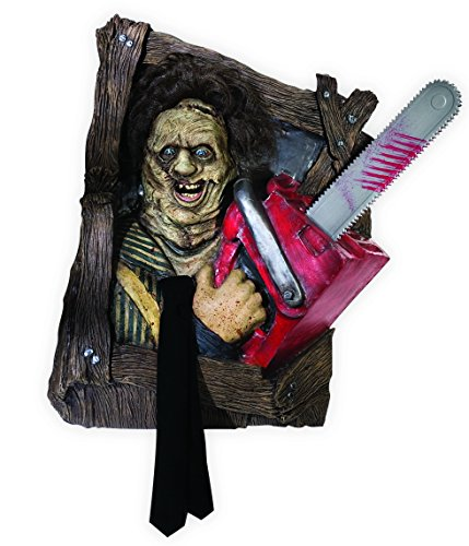 [Leatherface Wallbreaker Decoration] (Texas Chainsaw Massacre Costume For Kids)