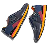 OPP Men's Fashion Leather Sports Shoes Lace-up