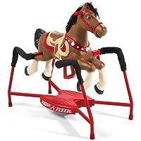 Radio Flyer Blaze Interactive Riding Horse (Brown)