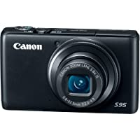 Canon PowerShot S95 10 MP Digital Camera with 3.8x Wide Angle Optical Image Stabilized Zoom and 3.0-Inch LCD Review Review Image